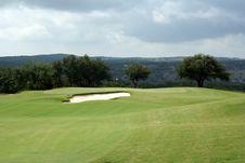 Free Golf Hole Royalty Free Stock Image - 6442586