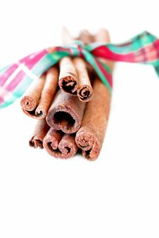 Free Cinnamon Sticks Stock Photos - 6442673