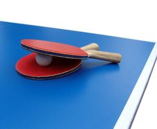 Free Table Tennis Royalty Free Stock Image - 6443426