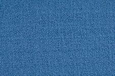 Free Blue Fabric Royalty Free Stock Image - 6443756