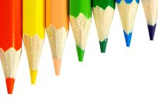 Free Color Pencils Stock Image - 6444041