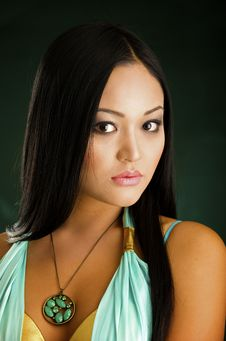 Free Asian Girl Royalty Free Stock Images - 6444339