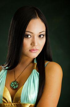 Free Asian Girl Stock Photo - 6444340