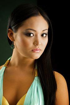Free Asian Girl Royalty Free Stock Image - 6444346