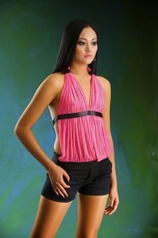 Free Asian Girl Stock Image - 6444361