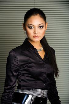 Free Asian Girl Royalty Free Stock Photo - 6444375