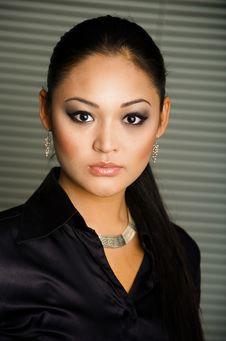 Free Asian Girl Royalty Free Stock Image - 6444376