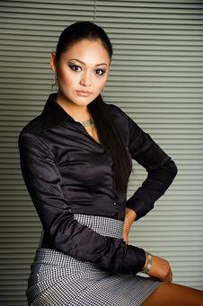 Free Asian Girl Stock Photo - 6444380