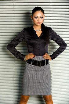 Free Asian Girl Stock Image - 6444381