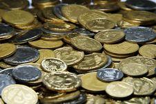 Free Ukrainian Coins Royalty Free Stock Image - 6444586
