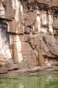 Free Stone Texture Stock Image - 6445751