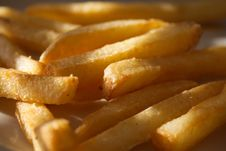 Free French Fries Royalty Free Stock Images - 6446409