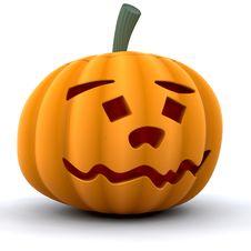 Free Pumpkin Royalty Free Stock Photos - 6448418