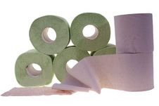 Free Toilet Paper Stock Photography - 6448512