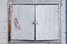 Free Rustic Wooden Door Stock Photo - 6448890