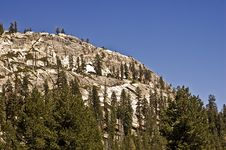 Free High Mountain Dome Royalty Free Stock Photography - 6449167