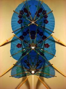 Paper Umbrellas Mix