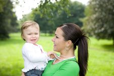 Free Mother And Daughter Stock Images - 6449604
