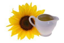 Free Sunflower Oil Stock Images - 6449704