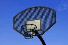 Free Steel Basket Royalty Free Stock Images - 6449869