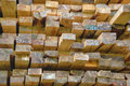 Free Pile Of Wood Royalty Free Stock Photography - 6453657