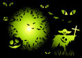 Free Halloween Night Background Royalty Free Stock Image - 6454516