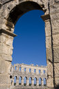 Free The Arena In Pula Stock Photos - 6458673