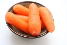 Free Carrots Royalty Free Stock Image - 6450046