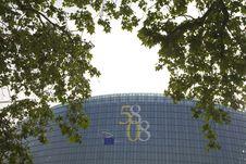 Free European Parliament Stock Photo - 6450190