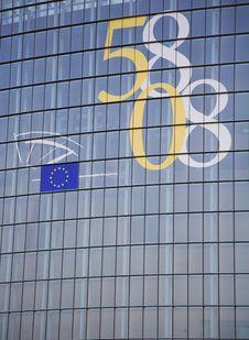Free European Parliament Stock Photo - 6450200