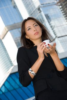 Free Coffee-break Stock Image - 6450551