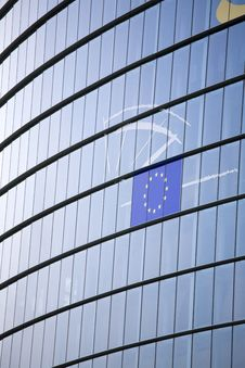 Free European Parliament Royalty Free Stock Image - 6450586