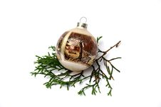 Free Christmas Ball Stock Images - 6450714