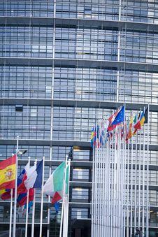 Free European Parliament Stock Photo - 6450810