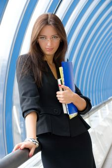 Free Business Woman Stock Photography - 6450892