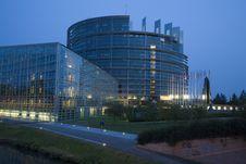 Free European Parliament Stock Photo - 6450920