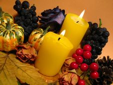 Free Autumn Still Life Stock Photos - 6451213