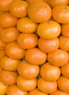Free Tangerines Stock Images - 6451634