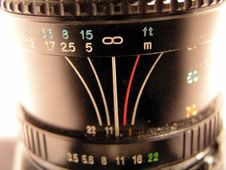 Free Lens Royalty Free Stock Photos - 6451718