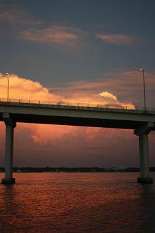 Free Clearwater Bridge Stock Photos - 6452053