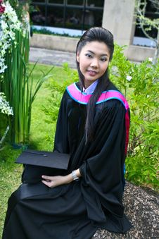 Free University Graduates Stock Images - 6452404