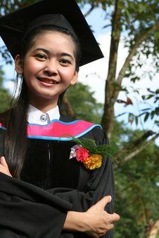 Free University Graduates Stock Photo - 6452510