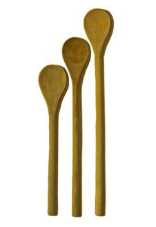 Free Three Wooden Spoons Stock Photos - 6452663