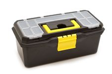 Free Plastic Toolbox Royalty Free Stock Photo - 6453475