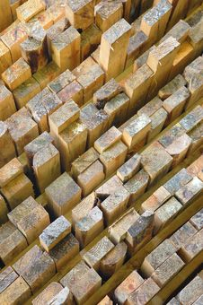 Free Pile Of Wood Royalty Free Stock Photos - 6453698