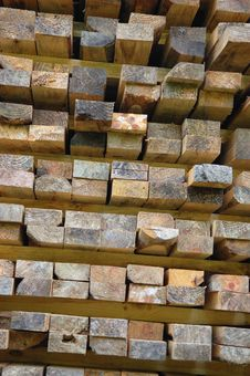 Free Pile Of Wood Royalty Free Stock Photo - 6453715