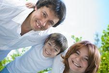 Free Three Of Us Royalty Free Stock Photo - 6453935
