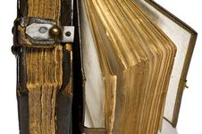 Free Antique Book With Buckle Stock Photos - 6454163