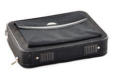Old Black Bag. Stock Images