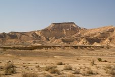 Free Negev Desert Stock Photos - 6454803